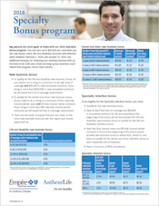 Ancillary Bonus Program