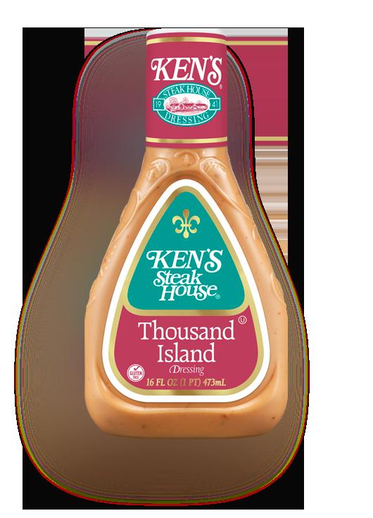 Thousand Island Dressing Kens Foods