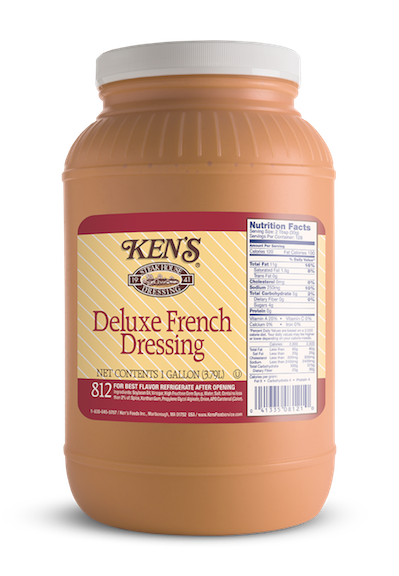 Ken\'s Foodservice | Deluxe French Dressing